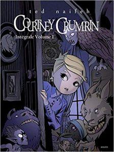 Premier volume de l'intégrale en Noir et Blanc de la série de Ted Naifeh. L'histoire d'une petite fille qui vient habiter chez son vieil oncle un peu particulier.