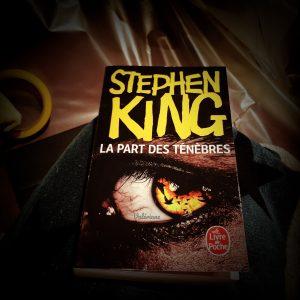 La part des ténèbres de Stephen King au Livre de Poche